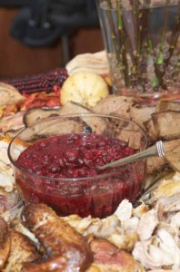 Thumbnail image for Cranberry Sauce with Raspberries