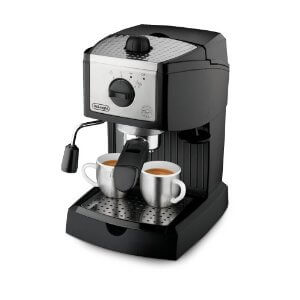 Thumbnail image for DeLonghi EC155 Espresso Maker