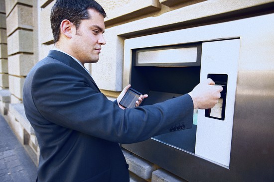 ATMs are the cheapest and most convenient way to get cash overseas.